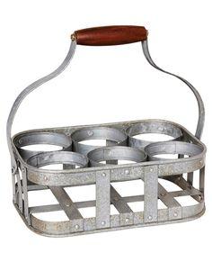 CHAI BASKET korg för glas | Table accessories | Kökstillbehör | Inredning | INDISKA Shop Online