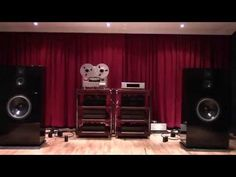 Naim Active System with DBL Speakers - YouTube