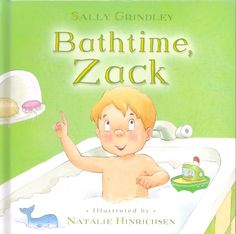 Bathtime is fun time as far as young Zack is concerned. A story written exclusively for Primark and published by Bloomsbury in Fun Time, Bloomsbury, Bath Time, Primark, Children's Books, Sally, Good Times, Winnie The Pooh, Disney Characters