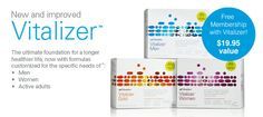 The most advanced multinutrient supplement available. 80 bio-optimized nutrients clinically proven to deliever  vitamins, minerals, antioxidants, anti-aging phytonutrients, omega-3 fatty acids, and probiotics, all in one daily serving.    Patent-pending delivery system designed to enhance absorption of key nutrients  Based on 12 clinical studies and a first-of-its-kind Landmark Study $79.25