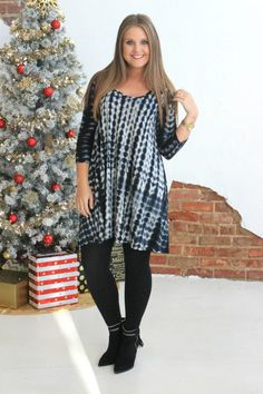 Ready For The Weekend Tunic