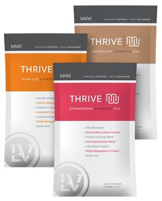 THRIVE Premium Lifestyle Mix..Ultra Micronized+ Nutrient Mineral Dense Formula+ Probiotic & Enzyme Blend+ Antioxidant & Extract Blend+ Lean Muscle Support+ Weight Management or Fitness+ Gluten Free+