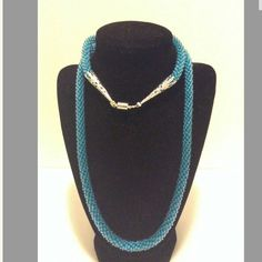 We on Facebook: http://ift.tt/2jRHDjd Beautiful Beaded Jewelry #underbeads by @underbeads Check our #AmazingPhoto WEBSTA: Blue bead crochet necklace listed in the shop. Visit teeheejewelrydesign.etsy.com for all listed jewelry. #glam #glamorous #crochetjewelry #crochet #beadedjewelry #beadcrochet #beadcrochetrope #beadwork #beadworks #beaded #beadedjewelry #beadworkjewelry #etsy #etsyjewelryshop #etsycrochet #etsybeadcrochet #etsyjewelry #etsyshopowner #etsyshop #etsystore #etsyseller…