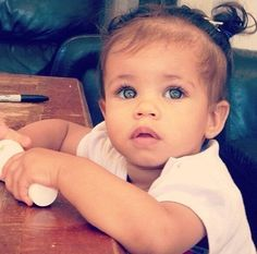 this baby is TOO precious!
