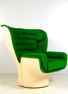 Futuristic Furniture, Joe Colombo - 1963 | FuturisticSHOP.com, retro-futurism