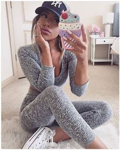 "❤️MUST HAVE❤️⠀ Search: ""Wanderlust Hoodie""⠀ Search: ""Wanderlust Legging""⠀ ✨www.FashionNova.com✨ #fashion #style #clothing"