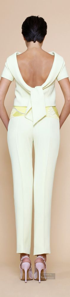 Georges Chakra Spring Summer 2015.