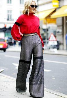 London Fashion Week 2017 September Street Style | Who What Wear UK