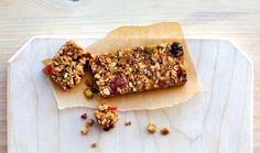 Vegan No-Bake Protein Bars For When Hangry Isn't An Option Hero Image