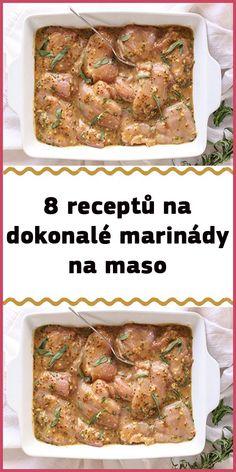 Slovak Recipes, Tasty, Yummy Food, Food 52, Ketchup, Ham, A Table, Nom Nom, Pork