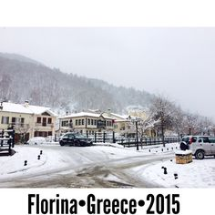 My city! Florina in Greece...2015