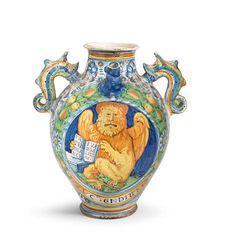 Bond Street, Glazes For Pottery, 16th Century, Drugs, Auction, Fine Art, Illustration, Jars, Foundation