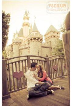 When in Disney-magic kingdom