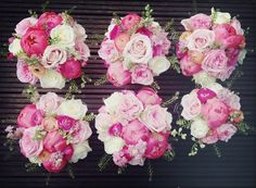 Val and Dave's Gorgeous Wedding Flowers - Fairy Nuff Flowers