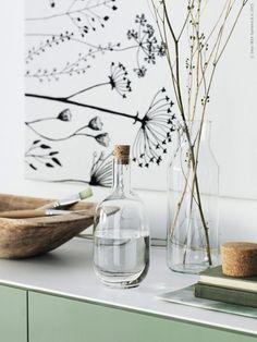 SINNERLIG fles | Deze pin repinnen wij om jullie te inspireren! #IKEA #IKEAnl…