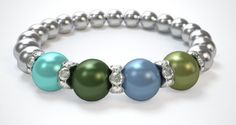 Check out my Mothers Bracelet! What does yours look like? Design a bracelet in just 3 easy steps! Just $29.95.