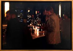 Casey Baugh oil painting