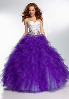 Mori Lee 95119 Prom Dress - PromDressShop.com (comes in purple, aqua blue, & red) (may only go up to size 10)