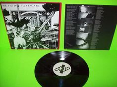 He Said – Take Care 1989 Vinyl LP Record Graham Lewis Wire Post Punk Synth Mute #HeSaid #Wire #PostPunk #Experimental #SynthPop @PostPunkRecords