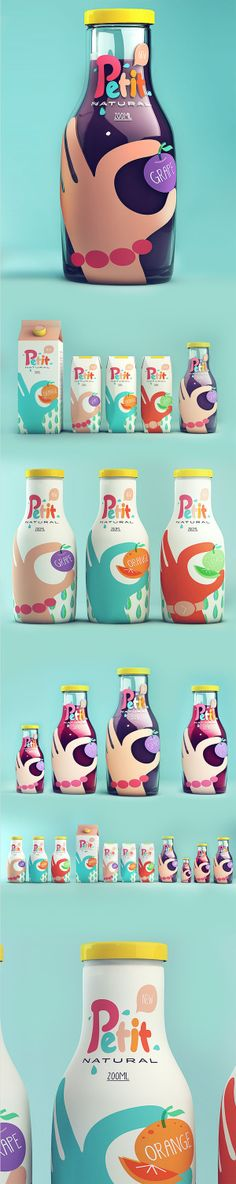 petit Packaging Designs Inspiration #6