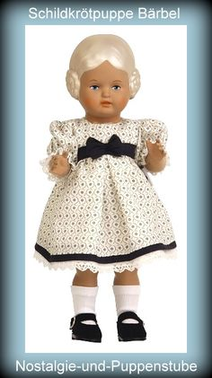 Hängerchen im Empire Stil für 46 cm Puppen Schildkröt Puppenkleidung