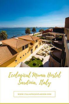 SARDYNIA, SANT'ANTIOCO – ekologiczny MuMA Hostel Hostel, Ecology, Track, Italy, Outdoor Decor, Italia, Runway, Truck, Running