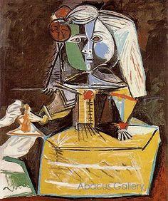 Picasso's las Meninas. Museu Picasso, Barcelona