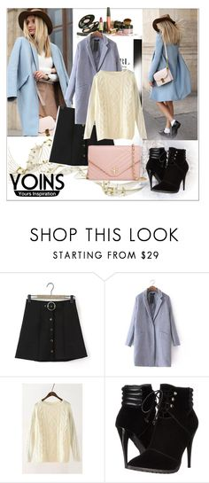 """""""Yoins 008"""" by aida-1999 ❤ liked on Polyvore featuring C Label, Tory Burch and yoins"""