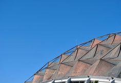 Clásicos de Arquitectura: Palacio de los Deportes / Félix Candela