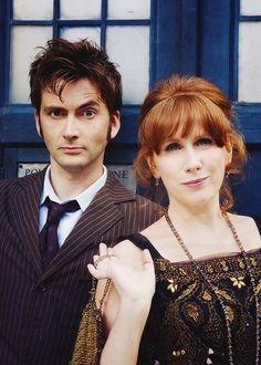 The Doctor Donna.