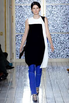 Balenciaga Fall 2011 Ready-to-Wear