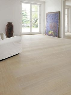 Find out all of the information about the MAFI product: engineered parquet floor OAK CLEAR WIDE-PLANK BRUSHED / WHITE OIL. Engineered Parquet Flooring, Wide Plank Flooring, Types Of Hardwood Floors, Refinishing Hardwood Floors, Apartment Interior, Home Improvement Projects, Architecture, Diy Home Decor, Sweet Home
