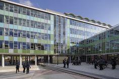 ARK Putney Academy  |  Hawkins Brown Architects