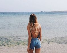 Follow  》 mopink98 《 for more ✨ #fashion #style #indie #chic #hair #summer #water #body #goals #ink #shorts