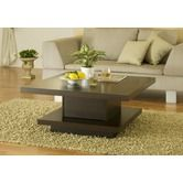 Found it at AllModern - Audra Square Coffee Table in Coffee Bean