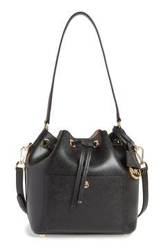 MICHAEL Michael Kors'Medium Greenwich' Bucket Bag $298
