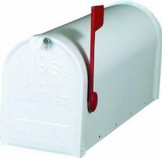 Je partage avec vous, mon achat du jour, mon urne (offert par ma maman), nous avons choisi une boite aux lettres américaine que je vais mettre en scéne comme sur la photo ci-dessous. Et la votre comment va-t-elle être??