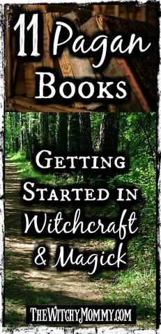 Getting Started in Paganism, Witchcraft, Magick by The Witchy Mommy #witchcraft #magick #paganism #pagan #witchy Green Witchcraft, Witchcraft Books, Magick Book, Pagan Art, Pagan Witch, Witches, Witch Board, Hedge Witch, Eclectic Witch