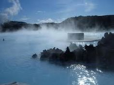 Thermal springs Iceland
