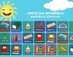 """Check out new work on my @Behance portfolio: """"Jogo da Memória - Material Escolar"""" http://be.net/gallery/47837009/Jogo-da-Memoria-Material-Escolar"""