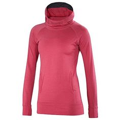 Ibex Outdoor Clothing Indie hera hoody Winter Cherry Medium *** Read more reviews of the product by visiting the link on the image.