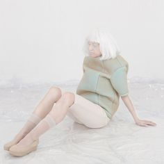 Georgina Santiago: Graduate Collection - Thisispaper Magazine