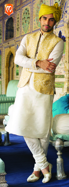 Manyavar Kurtas & Sherwanis for Man #Fashion #mensfashion #Ethnicformen