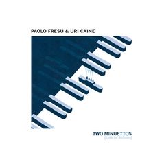 """Two Minuettos, Live in Milano"""" Paolo Fresu, Uri Caine."""