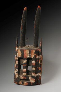 Africa | A Dogon Mask. Mali