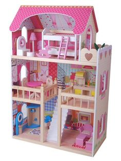 Leomark Dream Mansion Dolls House for £78.99 #onselz