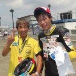 Web!ke Team Norick YAMAHA 2013 - ALL JAPAN ROAD RACE CHAMPIONSHIP J-GP2 Rd.5 in MOTEGI