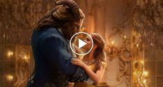 """Magia e Romance No Primeiro Trailer Do Novo Filme """"A Bela e o Monstro"""" Com Emma Watson"""