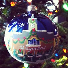 Wegmans holiday bag image - Google Search | Christmas | Pinterest ...