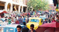 New #Market shutdown against hawker invasion for next three days in #Kolkata